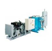 Producerea de aer comprimat fãrã ulei pentru industria PET pânã la 45 bar si 600 m3 /h