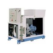 Compresor pentru gaze pana la 350 bar in 3 si 4 trepte